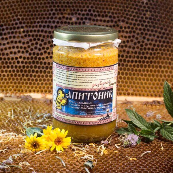 апитоник-с-пчелен-прашец-и-билков-мед